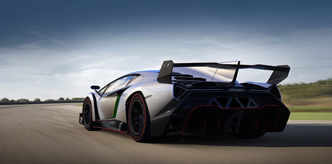 Lamborghini Veneno: $4.7M Celebration