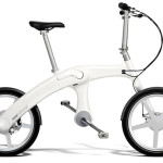 Mando Chainless Folding Electric Bike 1