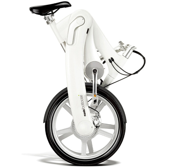 Mando Chainless Folding Electric Bike 2