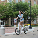 Mando Chainless Folding Electric Bike 3