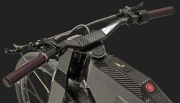 PG Bikes Blacktrail Electric Bike 2