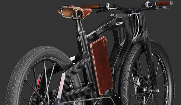 PG Bikes Blacktrail Electric Bike 3