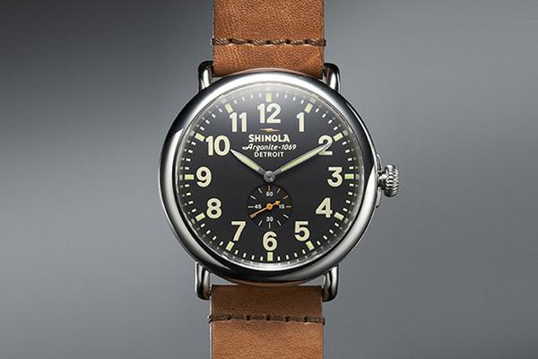 Shinola Runwell Watch – Built in Detroit 2