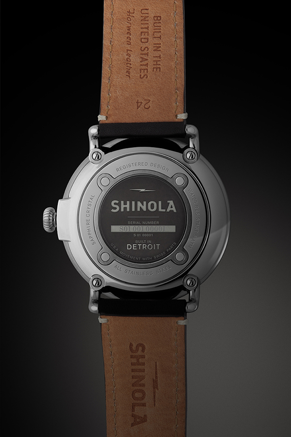 Shinola Runwell Watch – Built in Detroit 3