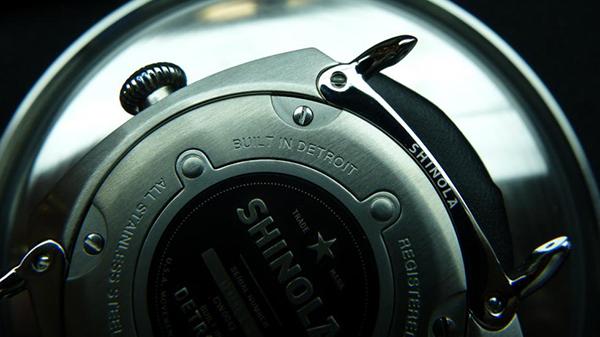 Shinola Runwell Watch – Built in Detroit 4
