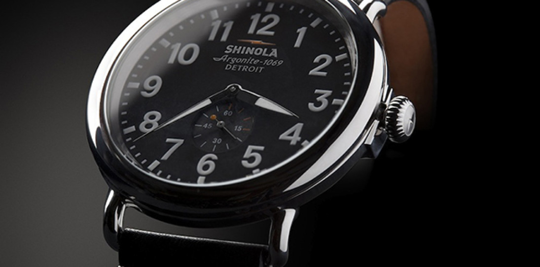 Shinola Runwell Watch – Built in Detroit