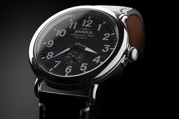 Shinola Runwell Watch – Built in Detroit 5