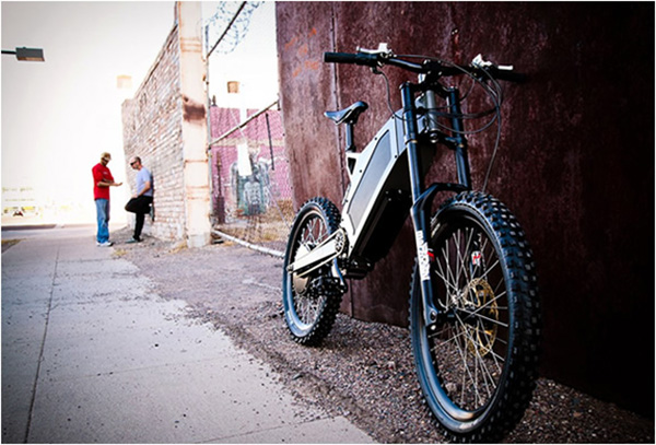 Stealth Electric Bikes 3