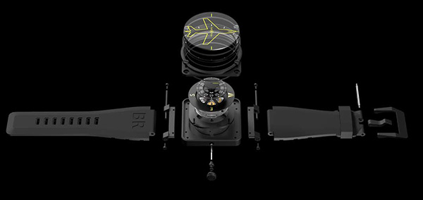 Bell and Ross BR01 Aviation Collection 2
