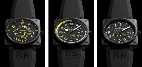 Bell and Ross BR01 Aviation Collection 3