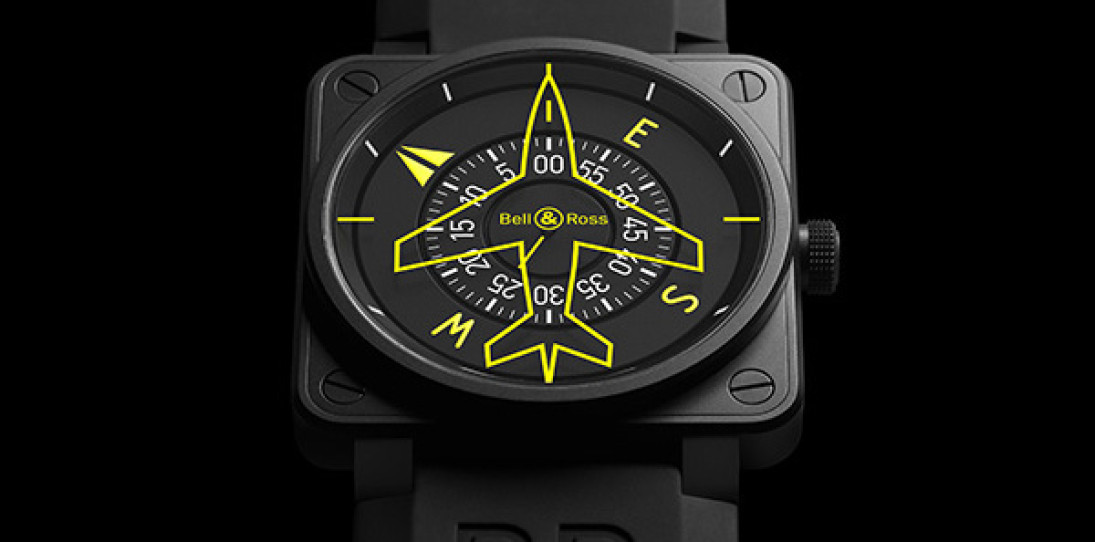 Bell and Ross BR01 Aviation Collection