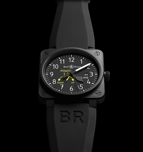 Bell and Ross BR01 Aviation Collection 8