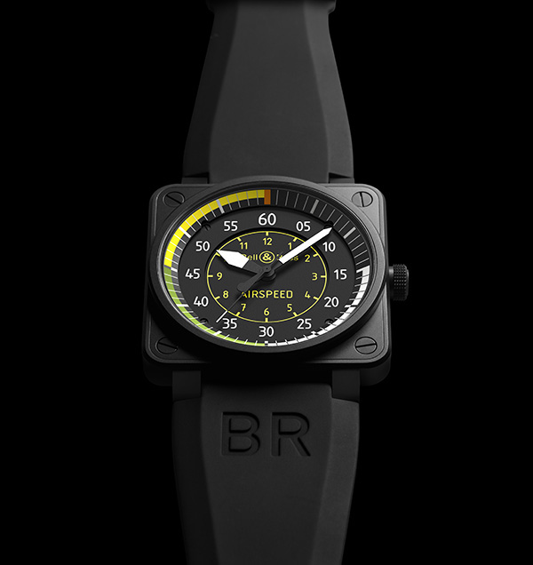 Bell and Ross BR01 Aviation Collection 9