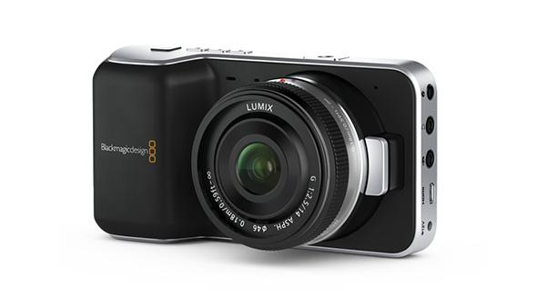 Blackmagic Pocket Cinema Camera 1 Blackmagic Pocket Cinema Camera
