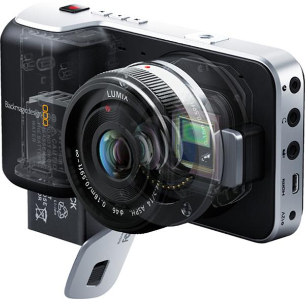Blackmagic Pocket Cinema Camera 11