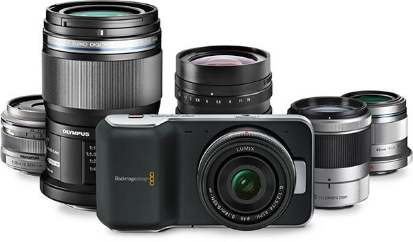 Blackmagic Pocket Cinema Camera 12