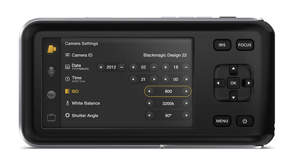 Blackmagic Pocket Cinema Camera 2
