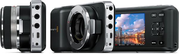 Blackmagic Pocket Cinema Camera 6