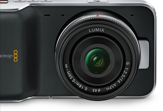 Blackmagic Pocket Cinema Camera 8