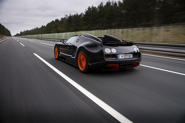 Bugatti Veyron Grand Sport Vitesse 2 Bugatti Veyron Grand Sport Vitesse