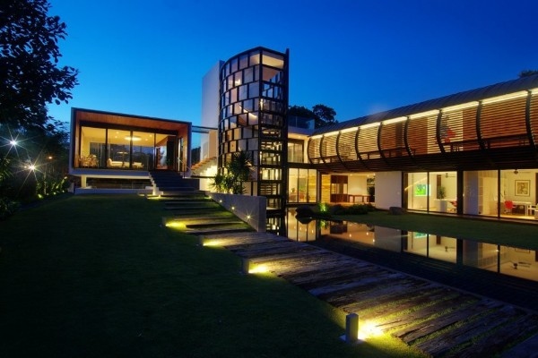 Dalvey Estate by aamer architects in singapore contemporary architecture 1 Dalvey Estate by Aamer Architects | Singapore
