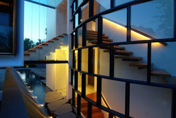 Dalvey Estate by aamer architects in singapore contemporary architecture 12