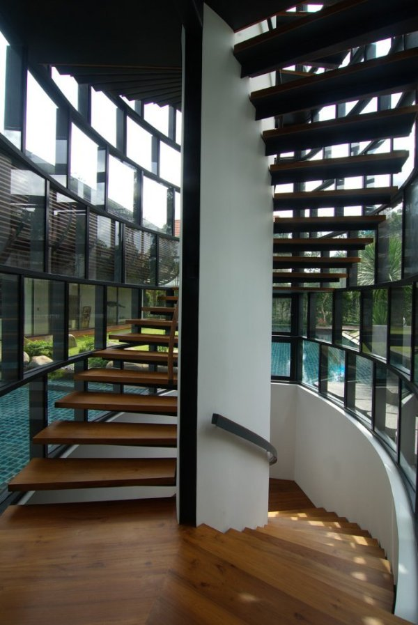 Dalvey Estate by aamer architects in singapore contemporary architecture 13