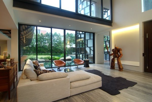 Dalvey Estate by aamer architects in singapore contemporary architecture 8