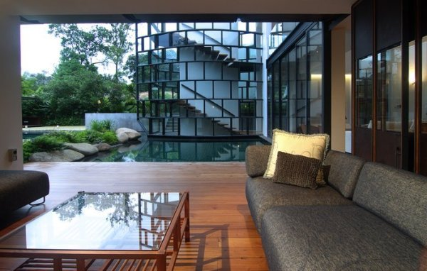 Dalvey Estate by aamer architects in singapore contemporary architecture 9