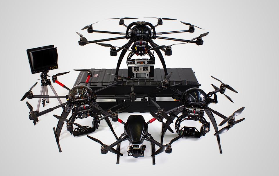 Droidworx Skyjib Airframe 4