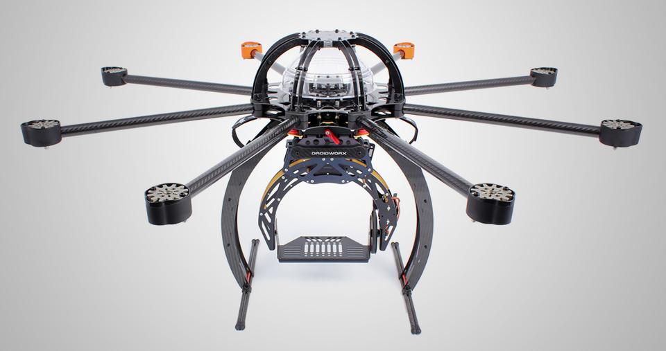 Droidworx Skyjib Airframe 5