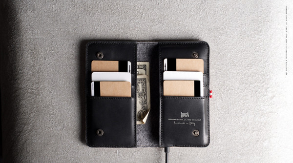 Hard Graft Mighty Phone Fold Wallet  3