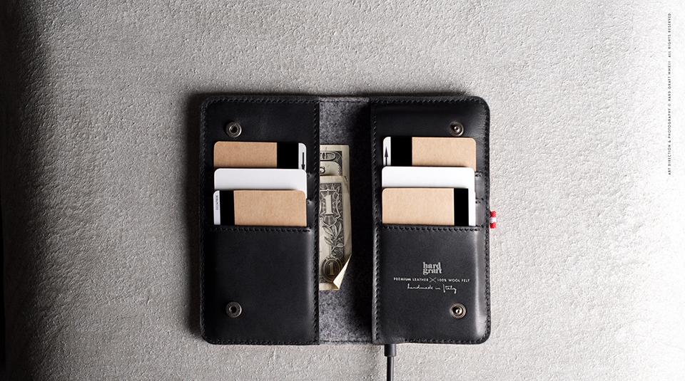Hard Graft Mighty Phone Fold Wallet  3