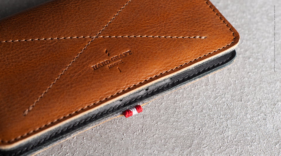 Hard Graft Mighty Phone Fold Wallet  5