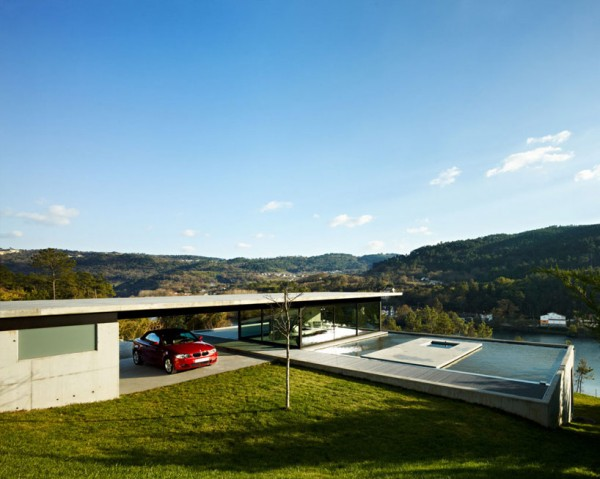 House on the Minho River by Quico Jorreto 1