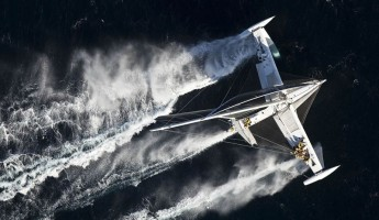 Hydroptere – The World's Fastest Sailboat