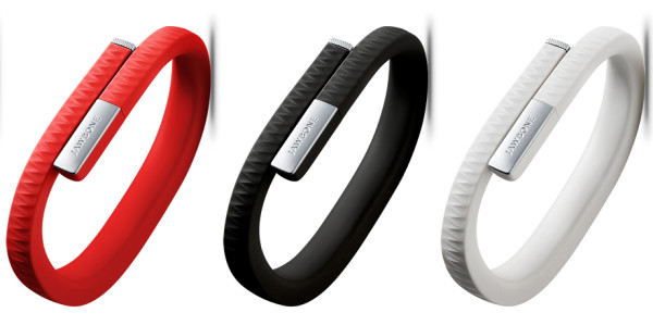 Jawbone UP 600x299 Looking the Part: Style Guide for the Gadget Guy