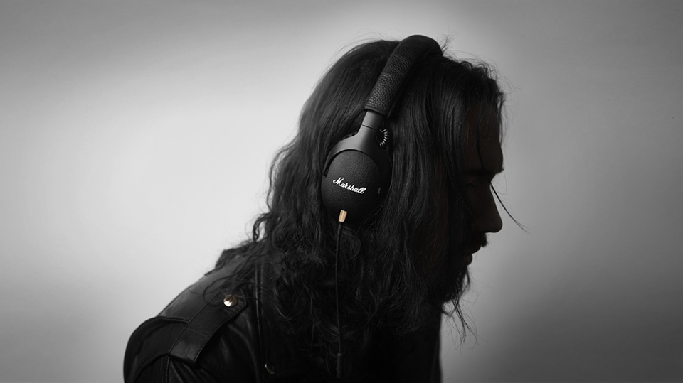 Marshall Monitor Headphones 1