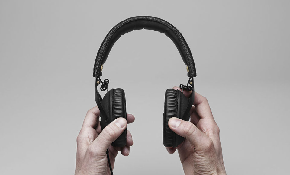 Marshall Monitor Headphones 3