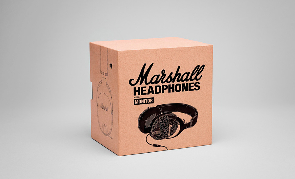 Marshall Monitor Headphones 7