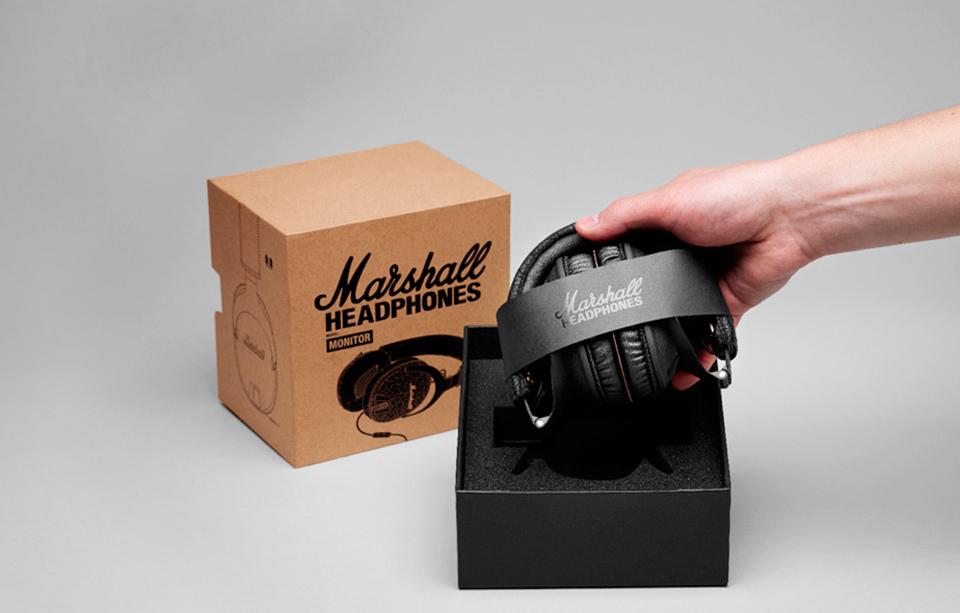 Marshall Monitor Headphones 8