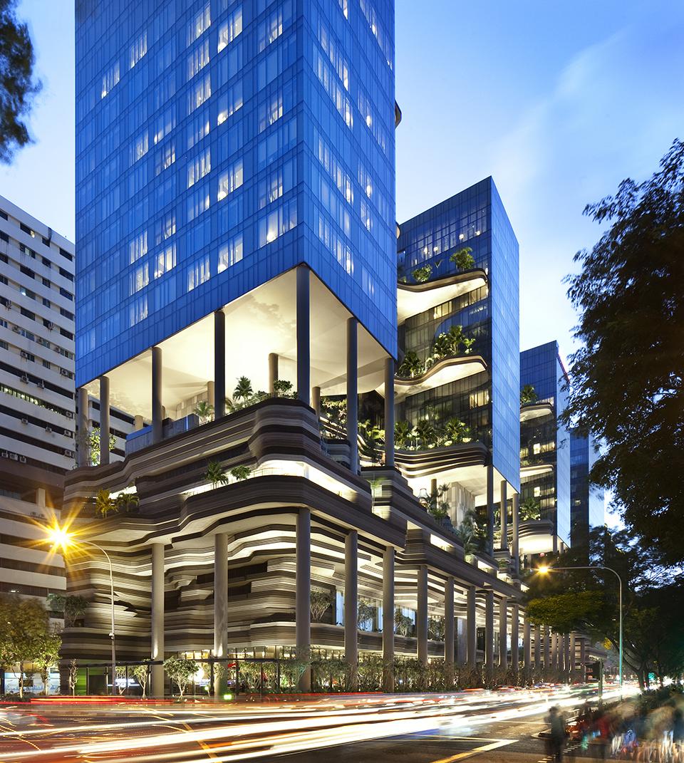 PARKROYAL on Pickering Hotel – Singapore 1