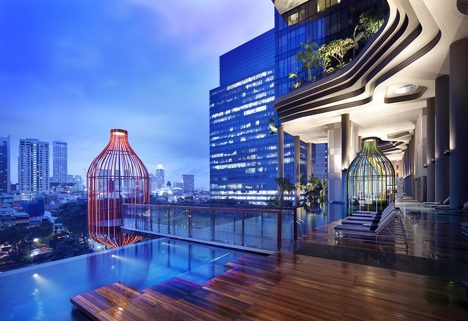 PARKROYAL on Pickering Hotel – Singapore 11