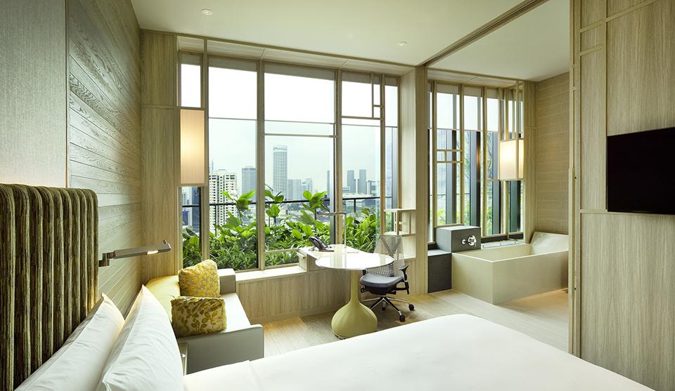 PARKROYAL on Pickering Hotel – Singapore 18