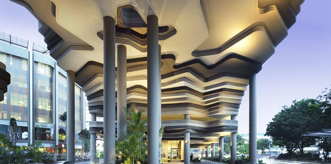 PARKROYAL on Pickering Hotel – Singapore