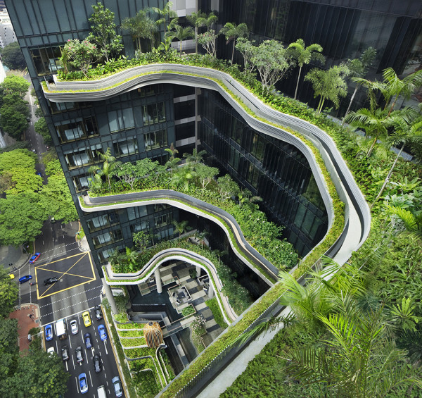 PARKROYAL on Pickering Hotel - Singapore 4