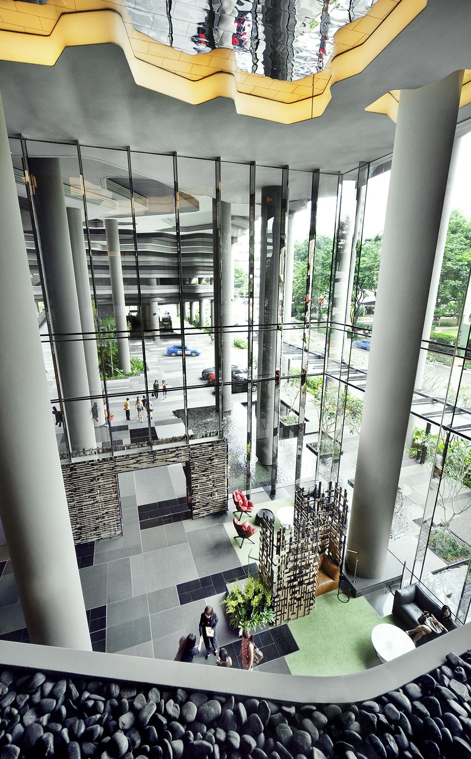 PARKROYAL on Pickering Hotel – Singapore 8