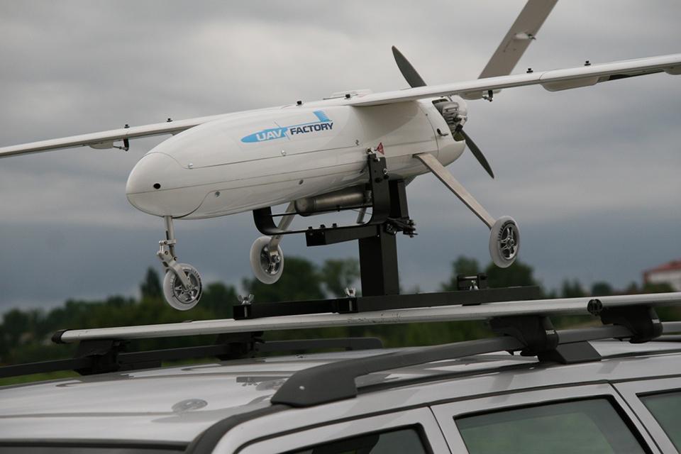 Penguin B UAV 1