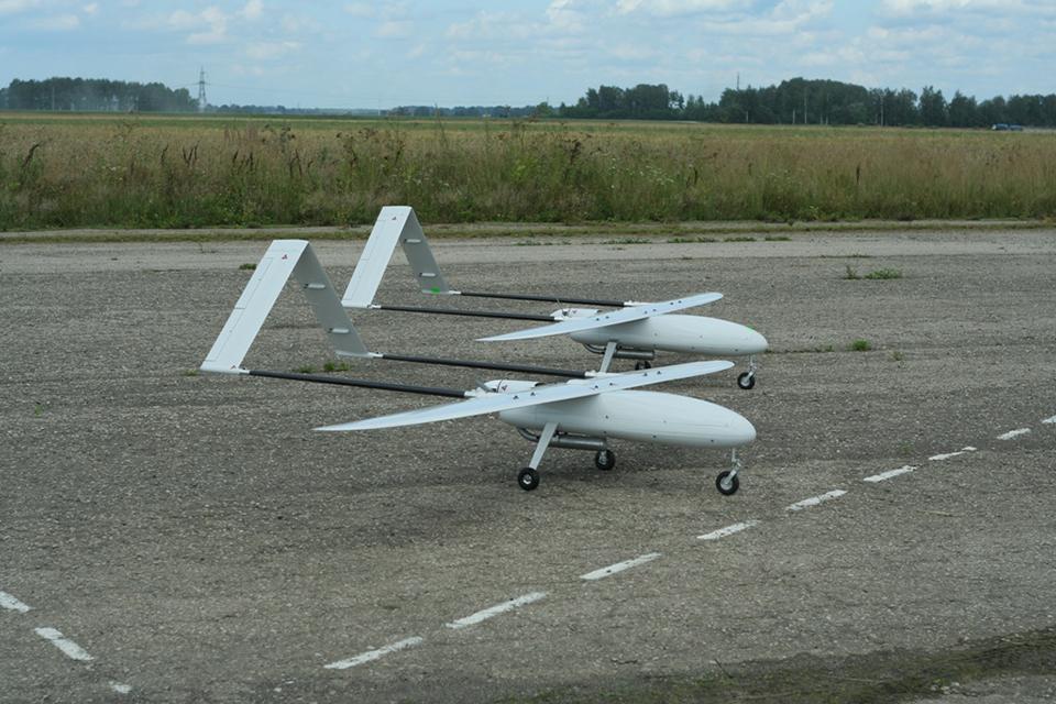 Penguin B UAV 3