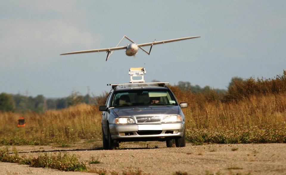 Penguin B UAV 5